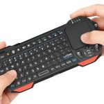 Portable Seenda Mini Bluetooth Keyboard Comes with A Touchpad
