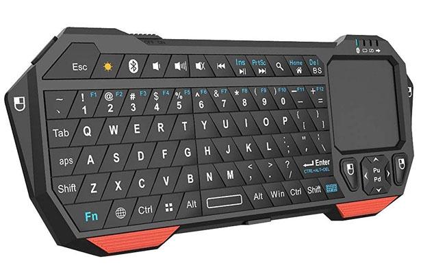 Seenda Mini Bluetooth Keyboard With Touchpad