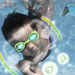 SeeSea AR Swimming Goggles Create Immersive Experience When Swimming