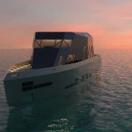 Segrenity 50m Yacht by Akshay Patil