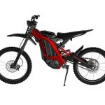 Segway Dirt eBike with Superior Off-Road Performance