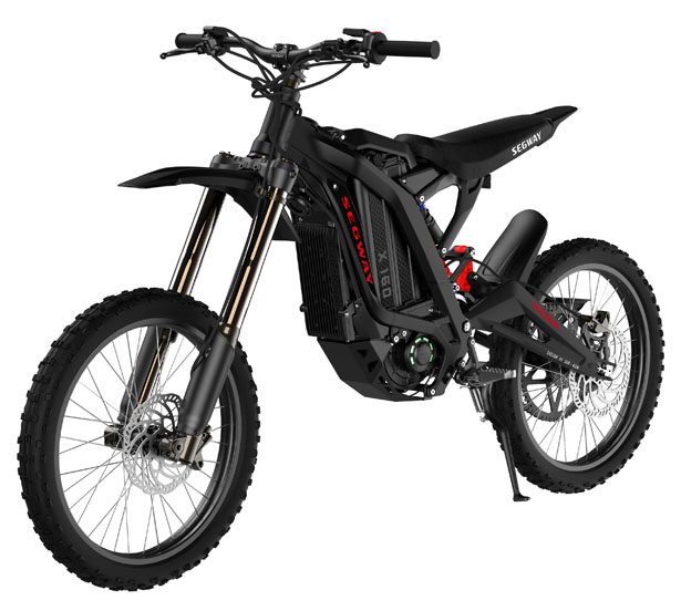 Segway Dirt Ebike With Superior Off Road Performance Tuvie