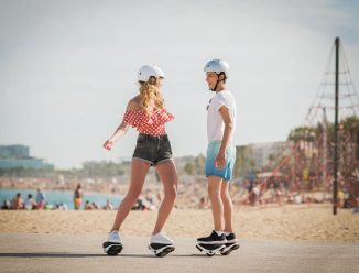 Segway Drift W1 e-Skates Bring Fun and Coolness for Young Generation
