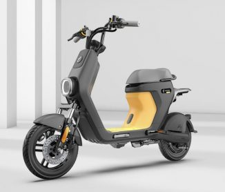 Segway C80 – Move Smarter with Moped Style Electric Bike