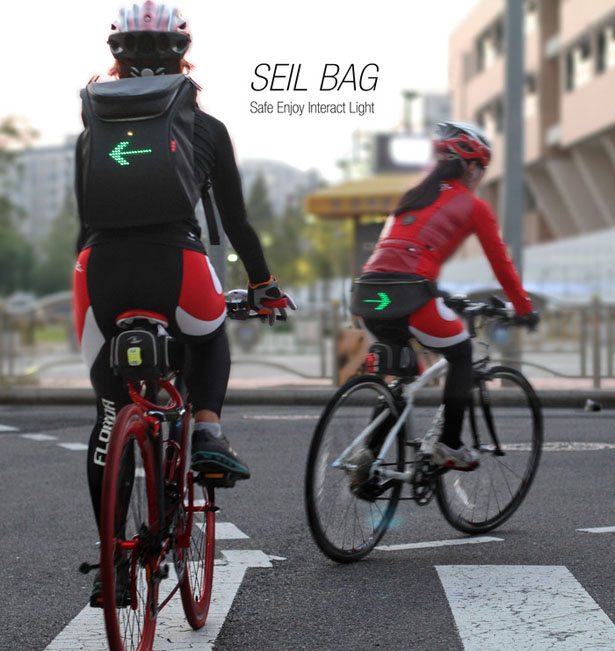 Seil Bag by Myung Su Lee