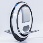 Ninebot One : Self Balancing Unicycle Electric Scooter with Cool LED Light to Avoid Traffic Jam