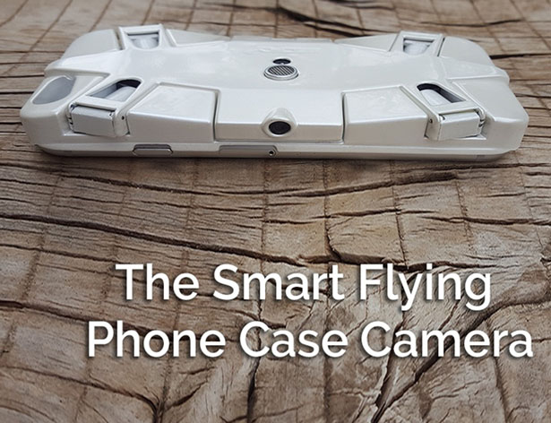 Selfly : An Autonomous Flying Phone Case Camera