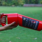 Senik Fire Extinguisher Redesign Is Easy to Use and Reduces Any Mental Load for Users