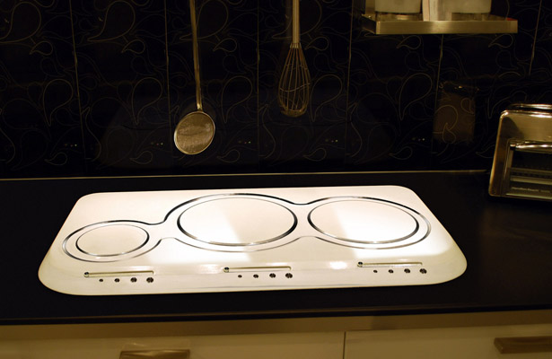 Sentino Cook Top for The Blind