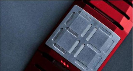 sentio digital tactile watch