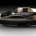 Luxury Sentori 58R Yacht Design is Inspired by Automotive Design