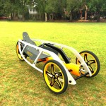 Seon Trike for Urban Environments by Luis Alberto Cordoba Dorantes