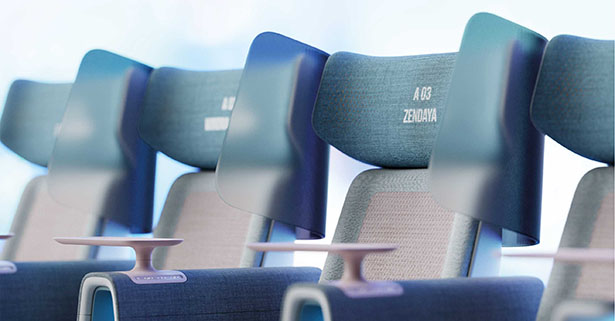 Sequel - Premium Cinema Seat Designed for Post Covid-19 World by Layer Design