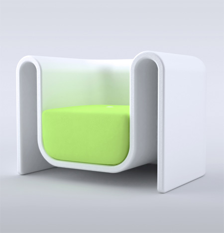 Minimalist Bahia and Yu Furniture Design from Sequoia Studio | Tuvie
