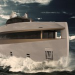 SERION E60 Yacht : A Future 60 Ft. Yacht for Long Range Journeys by Motion Code Blue