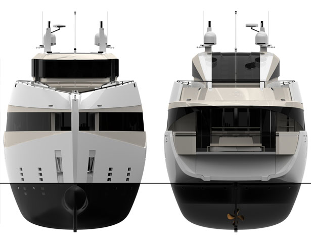 Serion E60 Yacht by Motion Code Blue