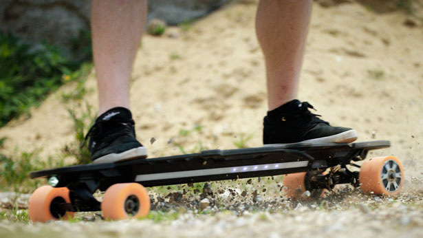 SERPENT Series: Cool Electric Skateboards for Personal Urban Mobility by Kuickwheel