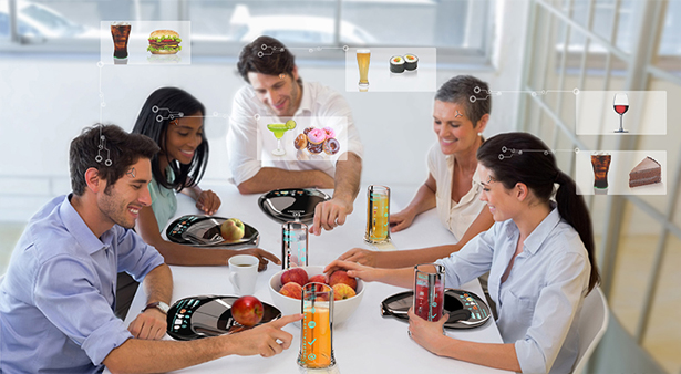 """""""Set To Mimic"""" Manipulates Your Brain to Re-Create Taste and Smell of Your Favorite Food"""