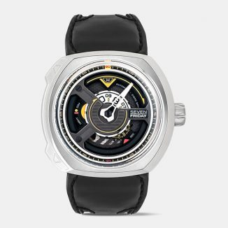 SEVENFRIDAY Automatic Watch Sporty Watch with Futuristic Look