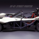 SF-01 Street Fighter Sports Car Platform for Local Motors
