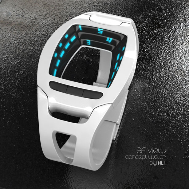 SF View Concept Watch by NL1