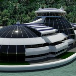 Solar Floating Resort 2 by Michele Puzzolante