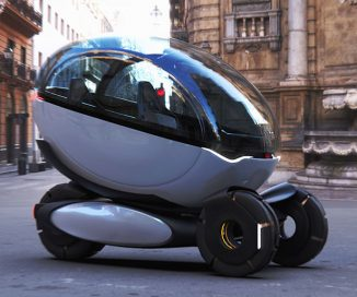 Shell 2030 Vehicle Could Be Your Future Electric City Car