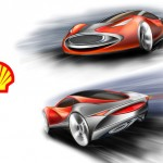 The SHELL Pre-Alternative Fuel Car by Imran Othman