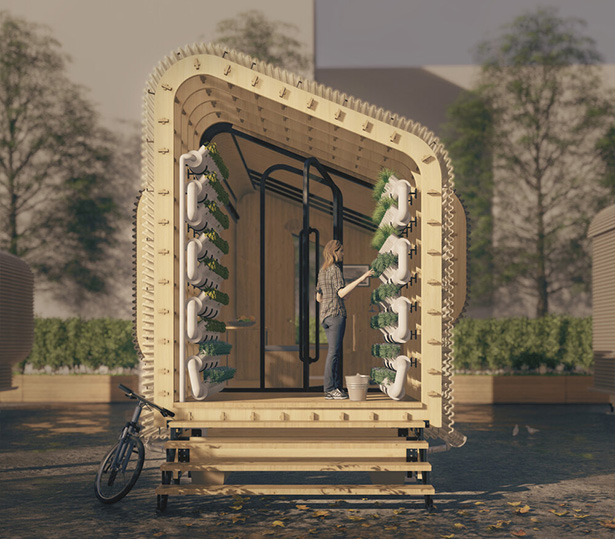 Shifting Nests Won Bee Breeders Microhome Competition 2019