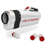 Shooter, Very Cool Gun-Type Fire Extinguisher Concept