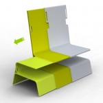 Shrink Furniture Is An Ultimate Solution Of The Modern Interior Space Constrain In Urban Houses