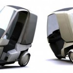 XNovo Three Wheeler from Sidam