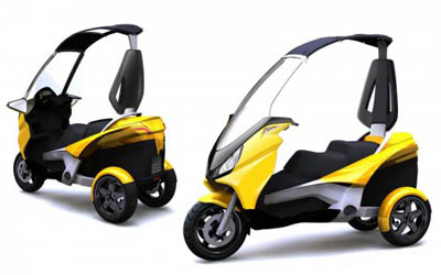 sidam xnovo three wheeler