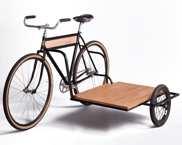 Side Car Bicycle by Horse Brand