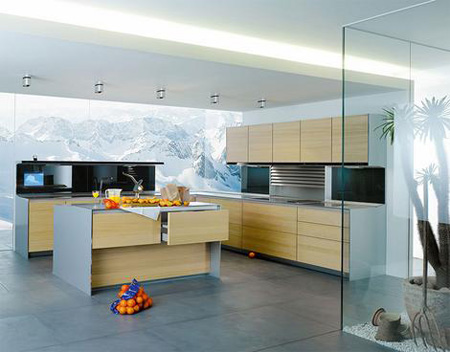 Siematic s1 kitchen the future of kitchen design tuvie - Decoraciones de cocina ...
