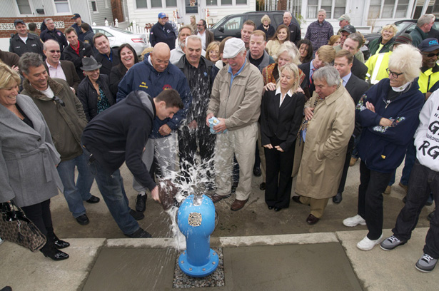 Sigelock's Spartan Hydrant System Guarantees It'll Have Proper Water Pressure at All Times