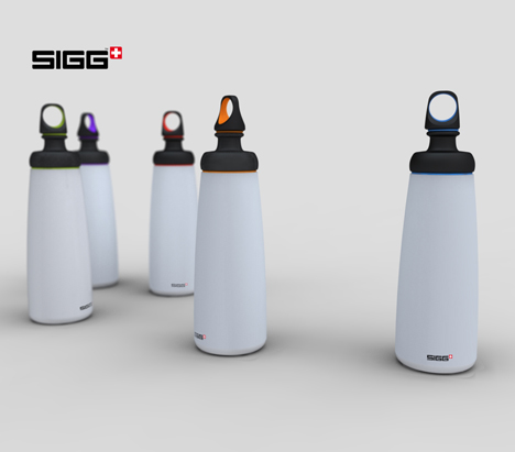 Http Www Tuvie Com Redesign Sigg Bottle By Isaac Teece