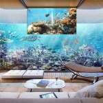 Signature Edition of Floating Seahorse by Kleindienst Group