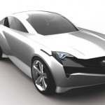 Mercedes Benz SILK: Electric Sports Coupe with Pedestrian Warning System