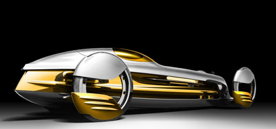 future car concept mercedes benz silverflow