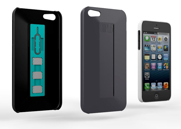 SIMPLCase iPhone Case by Lgcldesigns