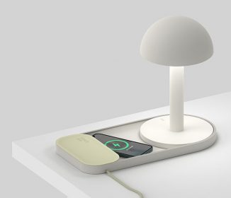"""""""Simply Put,"""" Concept Lamp with Tray by Luke Foster"""