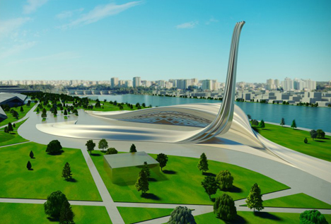 """""""In Remembrance of Sinan the Great"""" by Nuvist Architecture and Design"""