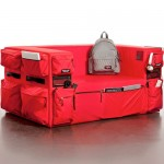 Keep Your Gadgets Inside Singulier Eastpak Sofa