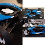 SINO Electric Kit Car Project Allows You to Custom Build Your Car