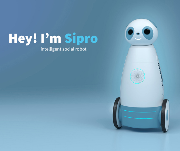 Sipro Intelligent Social Robot by Igor Jankovic