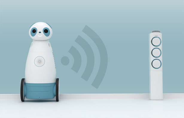 Sipro Intelligent Social Robot Is Designed As A Guardian