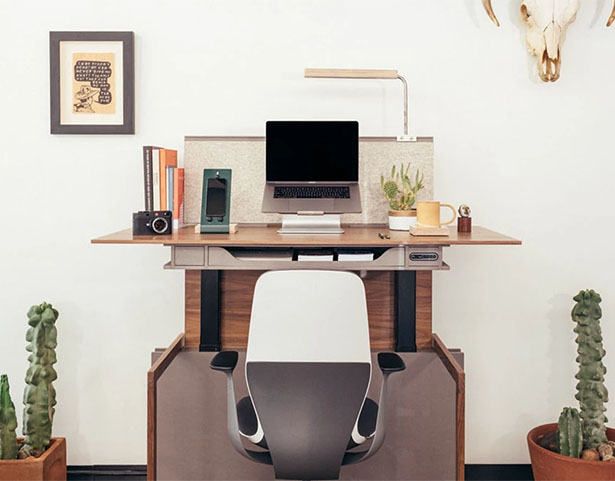 The Sit-Stand Desk by Matthew Moore