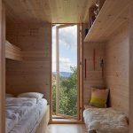 Skigard Hytte - Modern Cabin in The Mountain in Kvitfjell by Mork Ulnes Architects