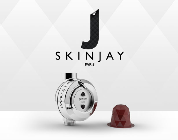 Skinjay Shower Mixer by Nicolas Pasquier